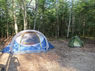 Notre petite tente