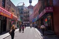 Chinatown new-yorkais