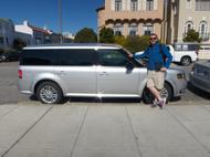 Notre voiture Flexie