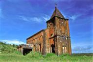 Eglise à Bokor