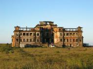 Bokor Palace il y a quelques années