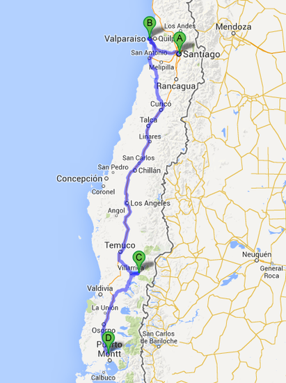 pucon-map