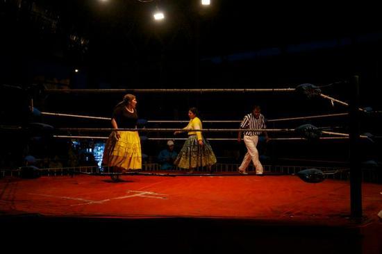catch-cholitas
